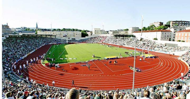Oslo Bislett Games Oslo Diamond League Bislett